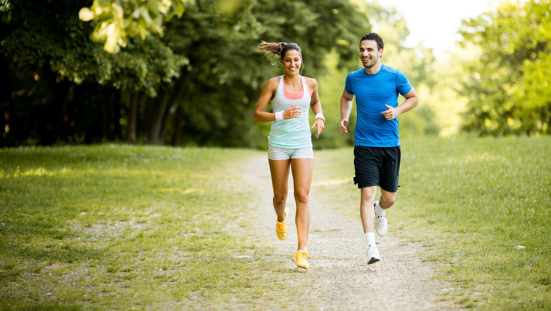 modul în care alergarea afectează vederea Am minus o viziune și jumătate