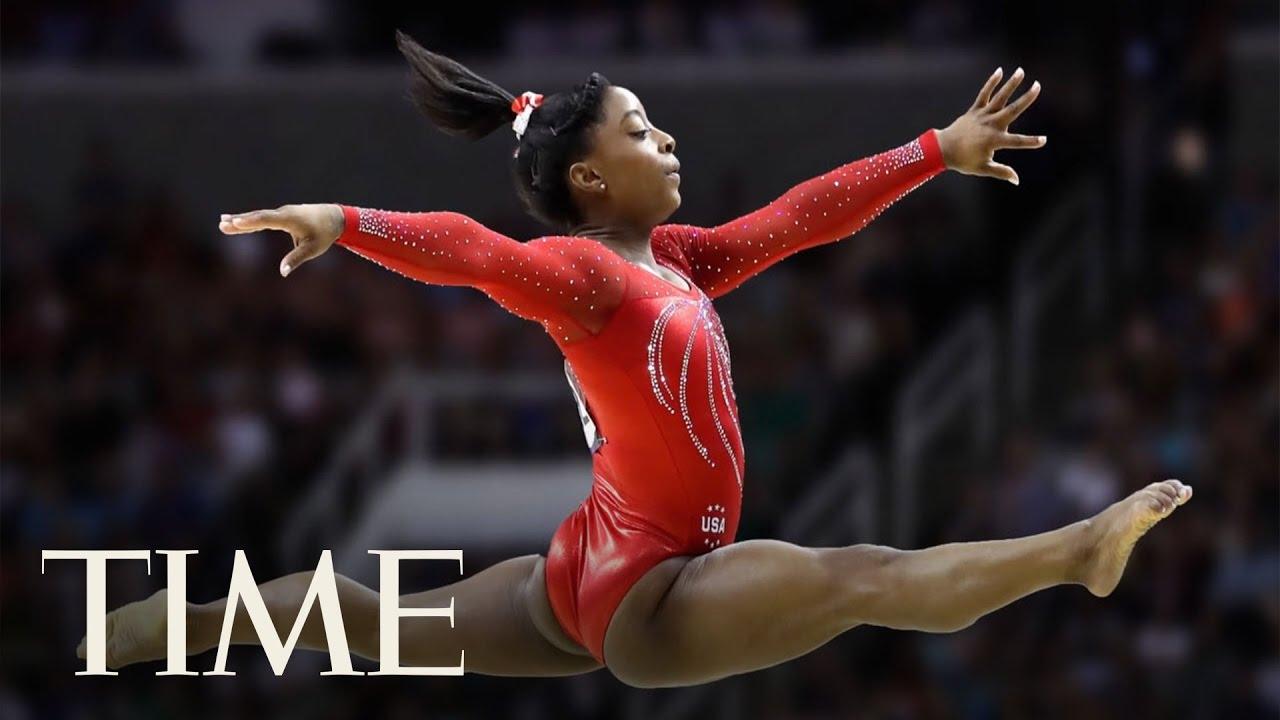 viziune de vârstă ce gimnastică