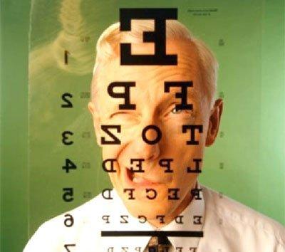 scăderea vederii la citire fixarea vizuală și acuitatea vizuală