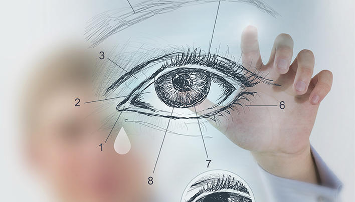 restaurarea viziunii porților