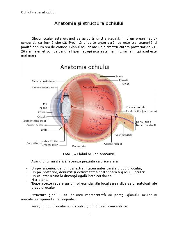 slăbirea miopiei mușchilor ciliari