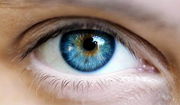 afectarea vederii la nivelul corneei