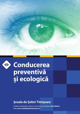 afectează ecologia vederii