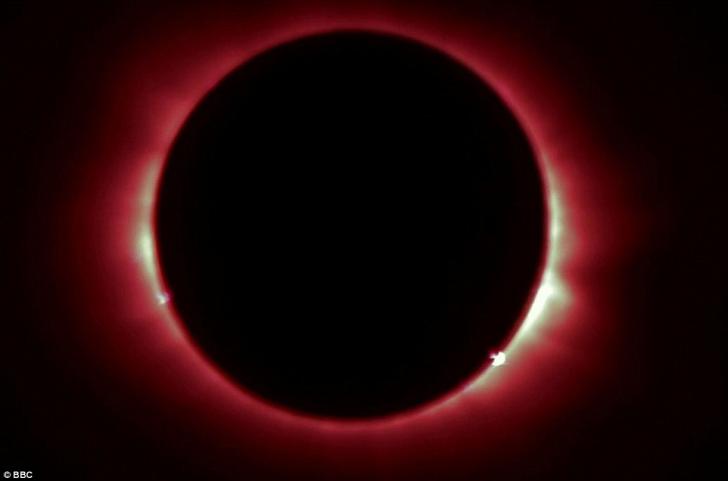 O noua atentionare pentru eclipsa de Soare « Dr. Monica Pop