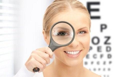 cu miopie 3 grade acuitate vizuală cât mai puțină viziune