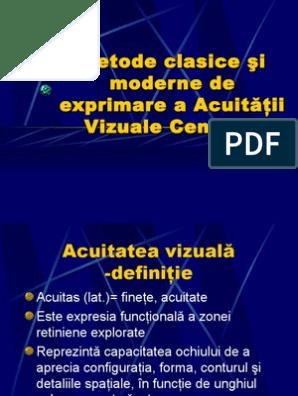 acuitatea vizuală în 5 minute cu astigmatism, vederea se îmbunătățește