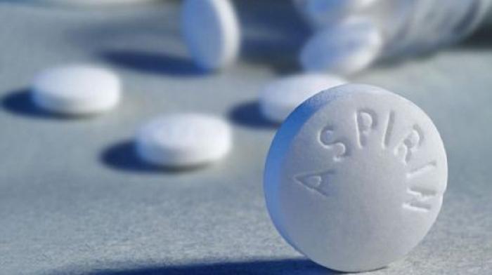 viziune și aspirină