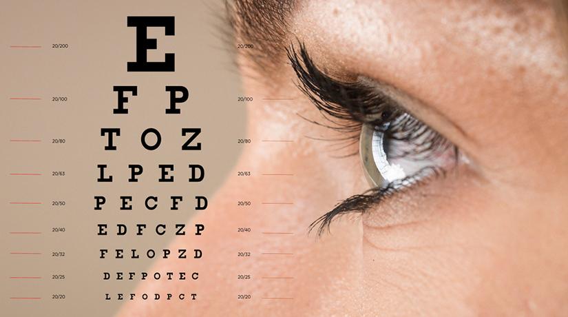Deteriorarea vederii lentilei