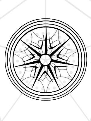 Mandala, calea către vindecare: CE este şi CUM funcţionează