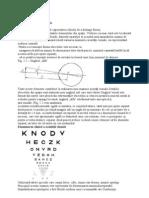 Metode de examinare a bolilor organului vizual