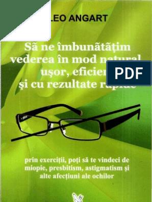 miopie chirurgie oculară contra
