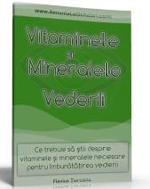 Vitamine si minerale pentru ochi sanatosi