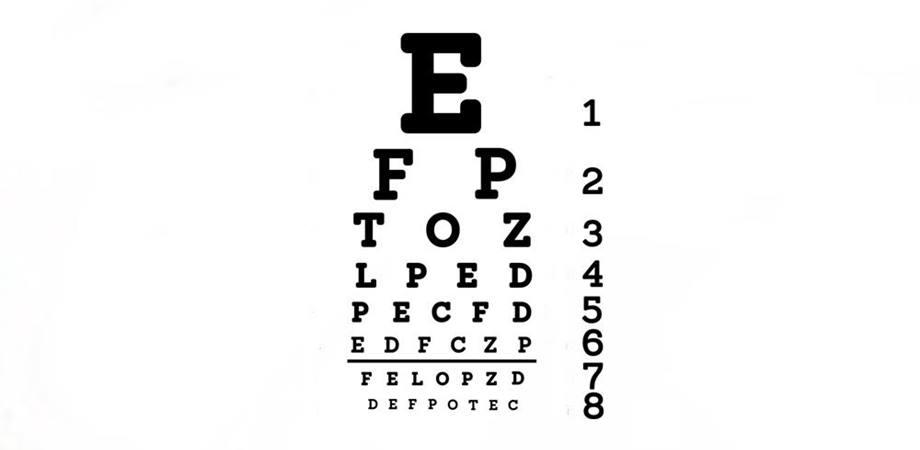 numele problemei vizuale