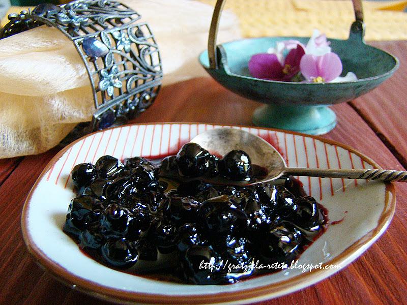 Dulceață de afine