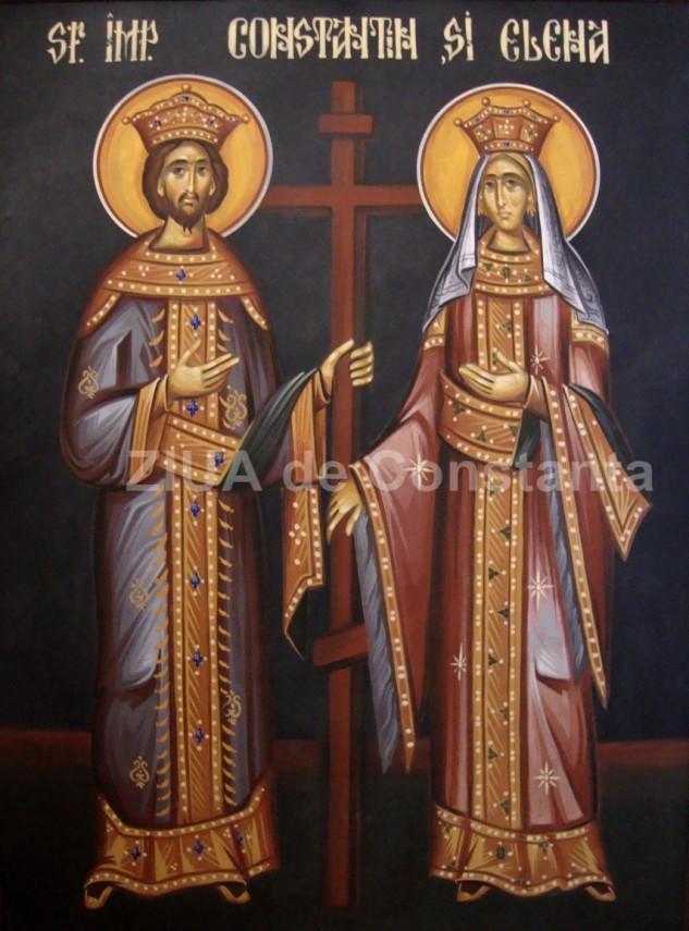 Sfinții – modele de viețuire creștină