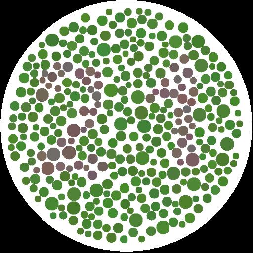 test de orbire a culorilor