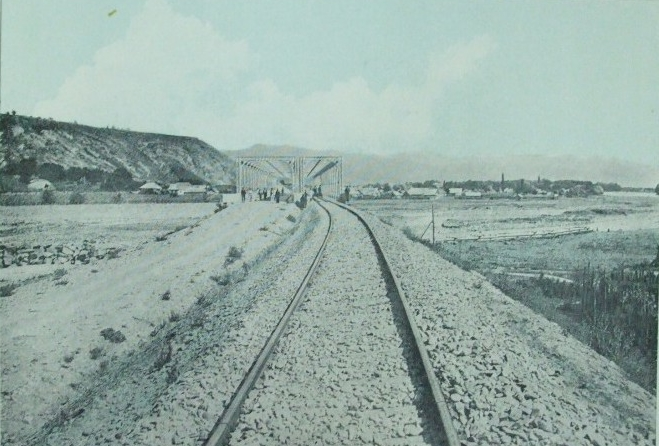 vedere pe calea ferată