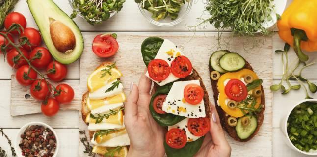 vegetarianism pentru vedere