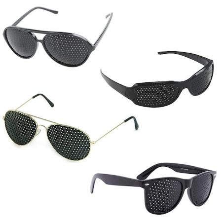 ochelarii cu față sunt convexe)