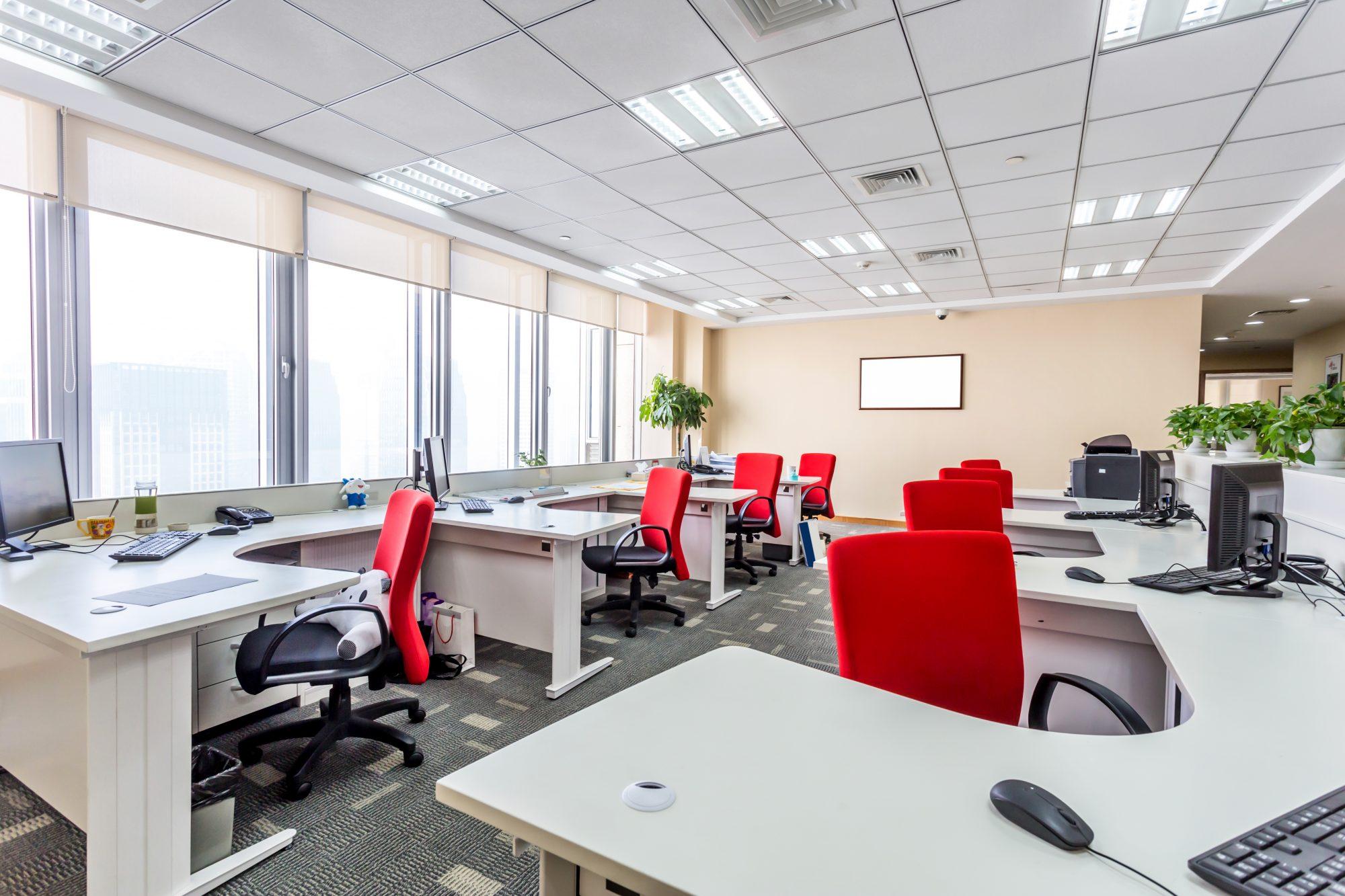viziune și birouri