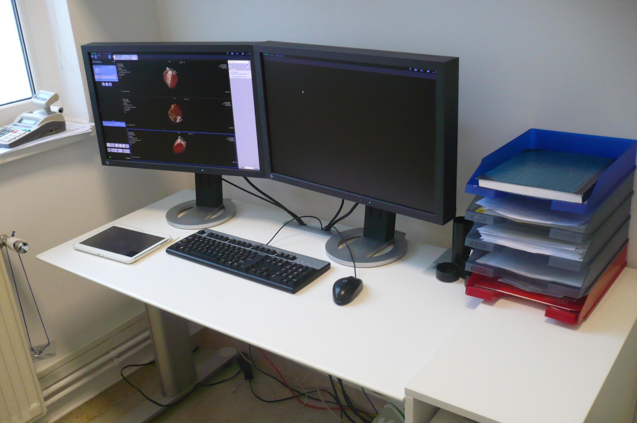 viziune și computer