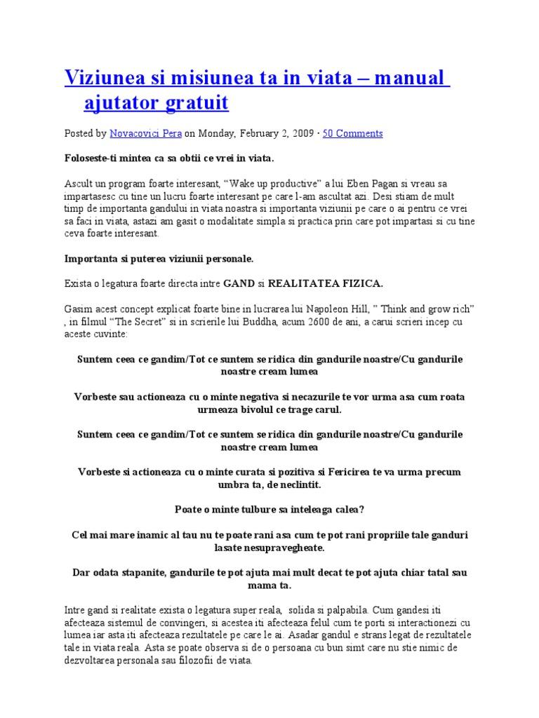 Misiune, viziune și valori | 7-pitici.ro