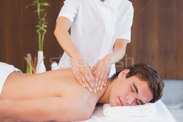 Informatii inedite despre masaj