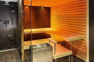 Cataracta si sauna