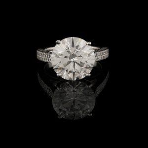 restaurarea diamantului de vedere