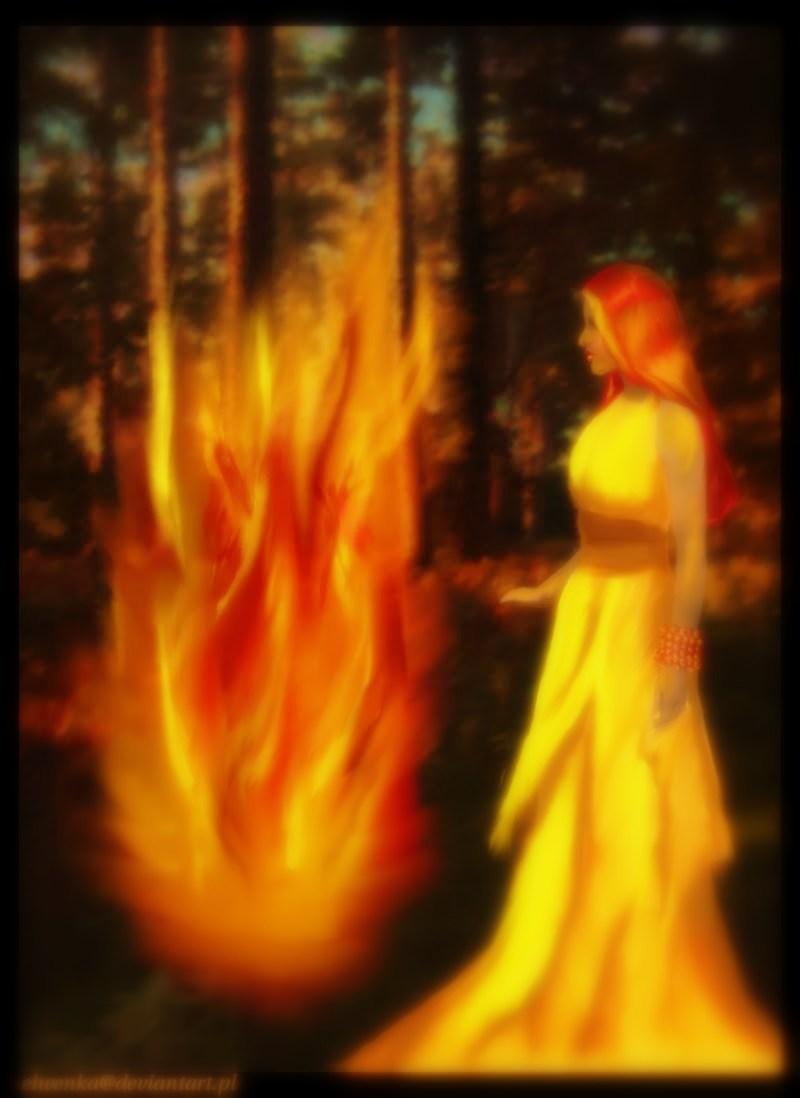 Îngerii Focului