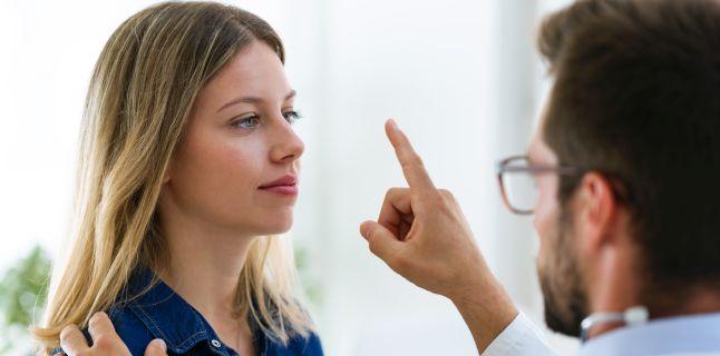 exerciții pentru tratarea miopiei vederii