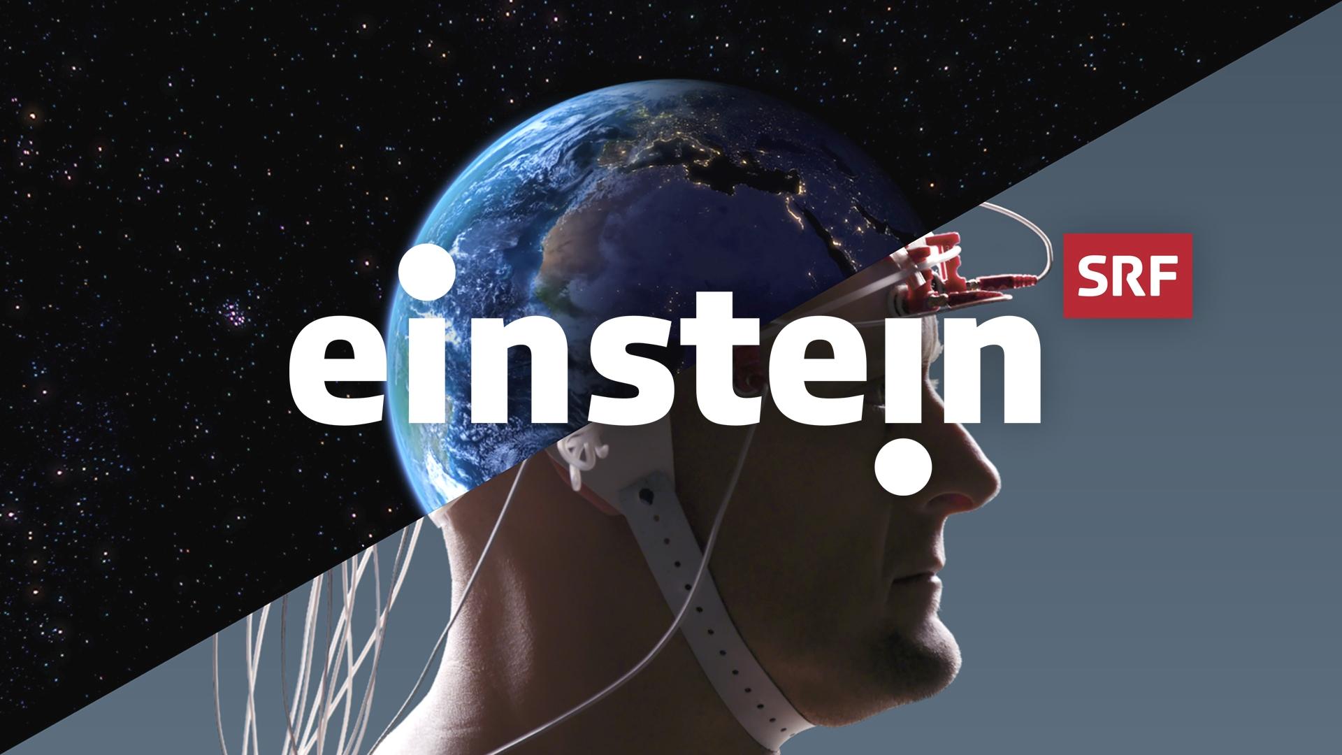 Einstein sau Merlin Monroe Vision Test