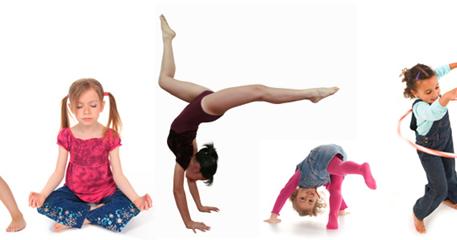 deficiențe de vedere și gimnastică