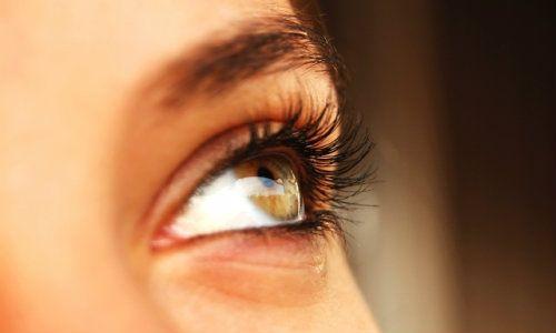 din cauza nervilor, vederea s-a pierdut