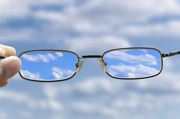 exerciții de vedere împotriva miopiei