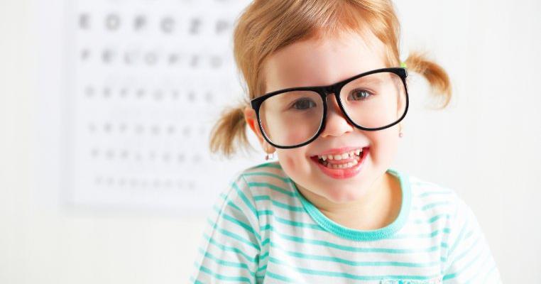 cum să testați vederea copilului