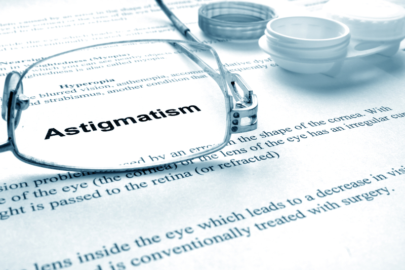 Cum se poate corecta astigmatismul?