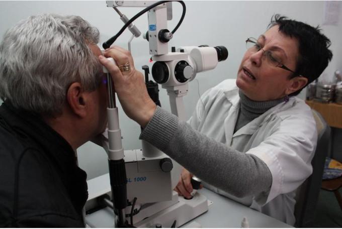 clinică oftalmologică din Kislovodsk