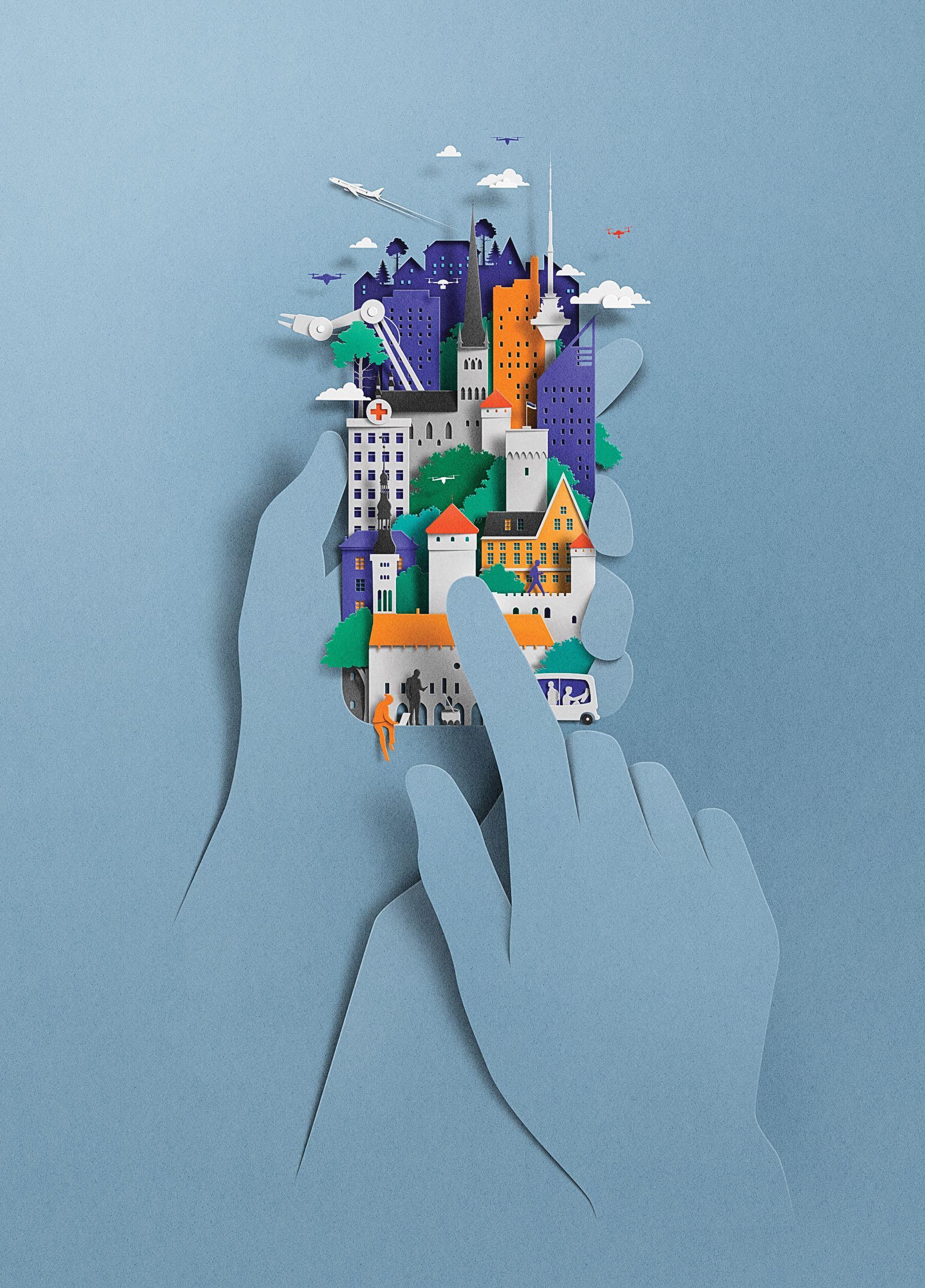 Test: Ai o viziune optimista asupra vietii? | Teste psihologice | Revista PSYCHOLOGIES Romania