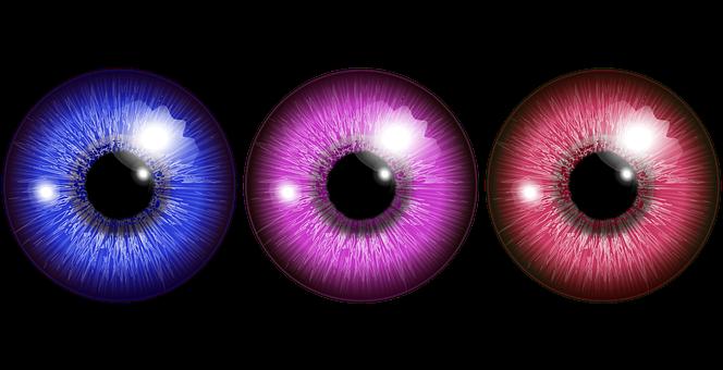 viziune 0 8 un ochi