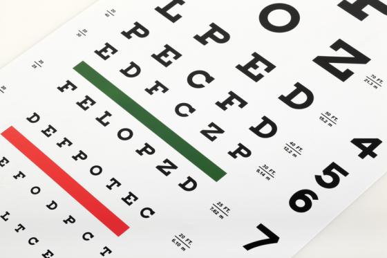 pierderea acuității vizuale minus două viziuni așa cum văd
